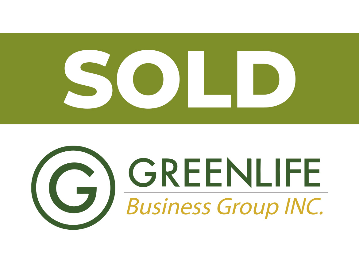 sold listing by green life business